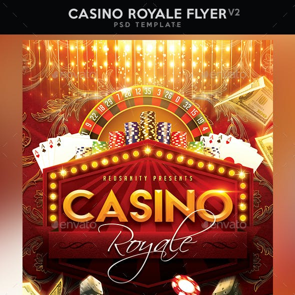Casino Royale Flyer V2