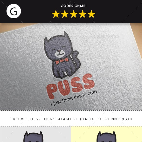 Pussy Cat Logo