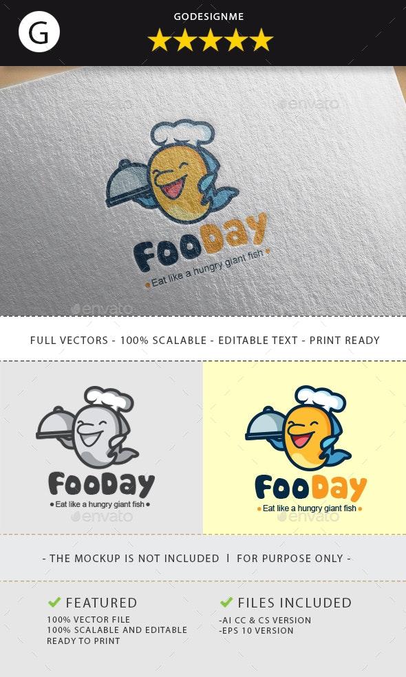Fooday Logo - Animals Logo Templates