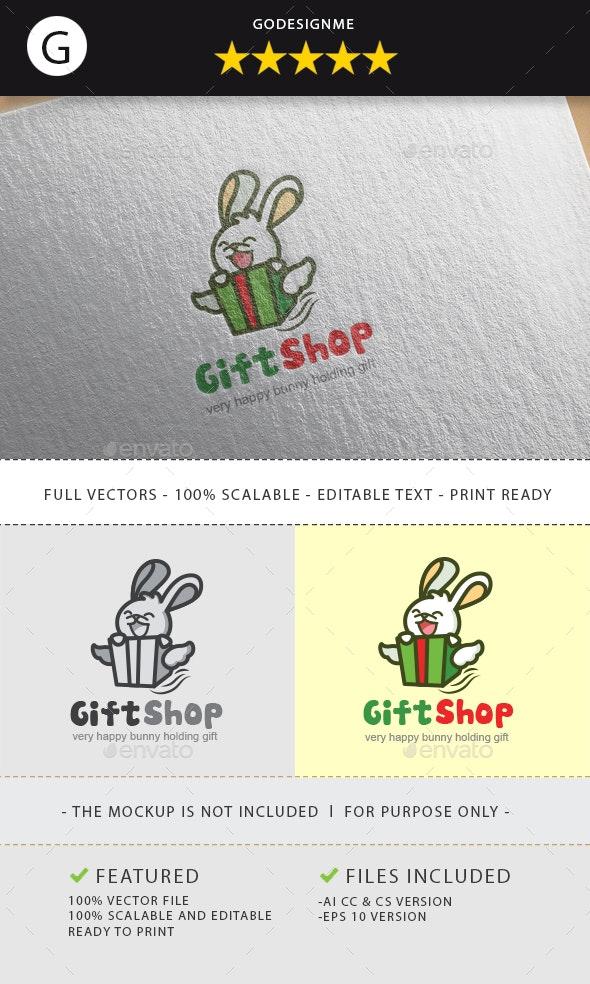 gift shop logo - Animals Logo Templates