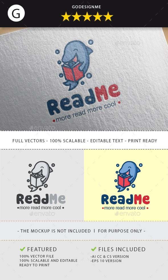 Readme Logo - Animals Logo Templates