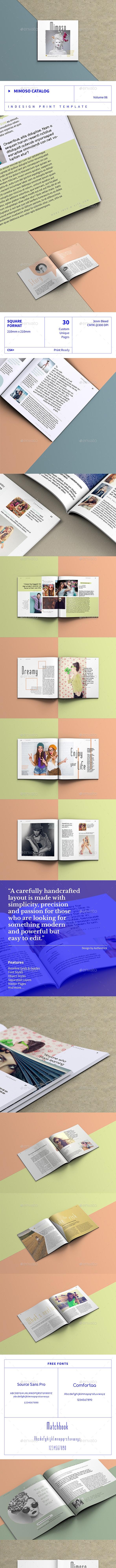 Mimoso Catalog - Volume 06 - Catalogs Brochures