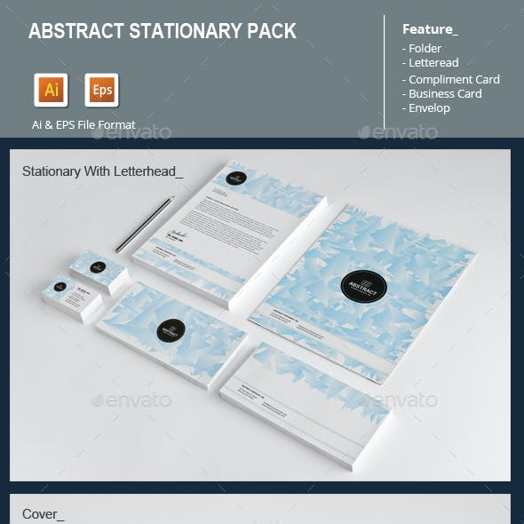 Abstract Stationary Pack