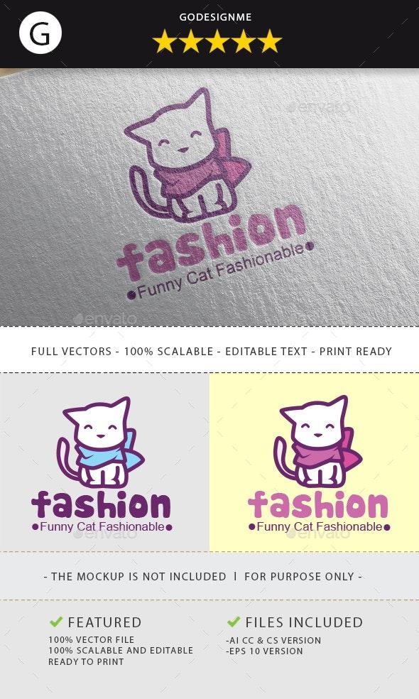Fashion Pet Logo - Animals Logo Templates