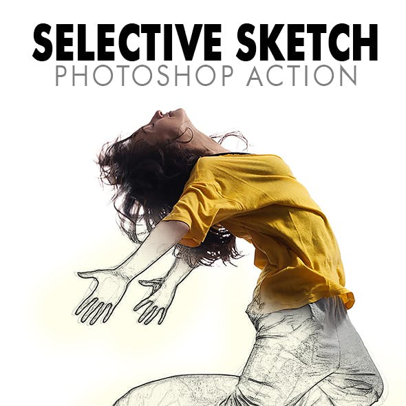 Selective Sketch Action