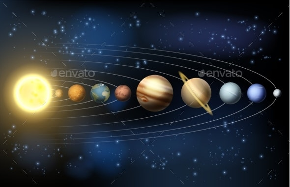 Planets of the Solar System - Technology Conceptual