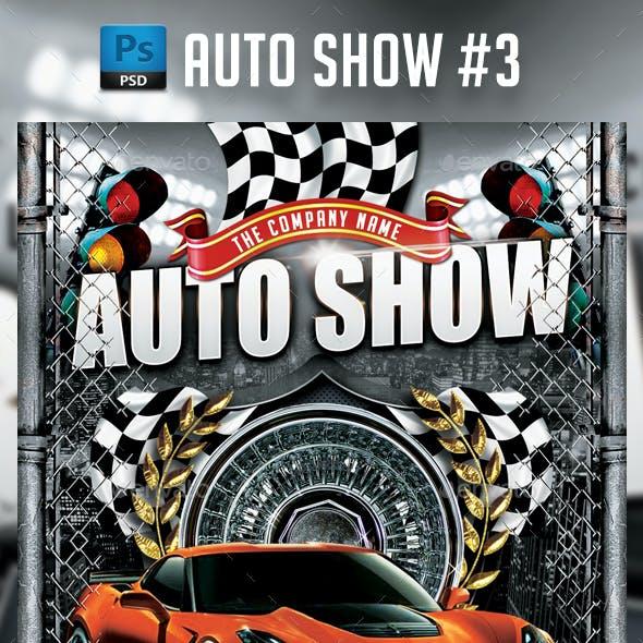 Auto Show Car