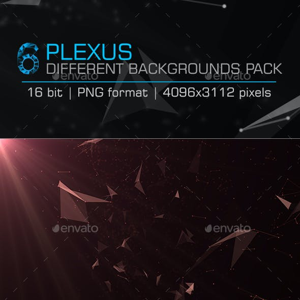 Plexus Backgrounds Pack-1