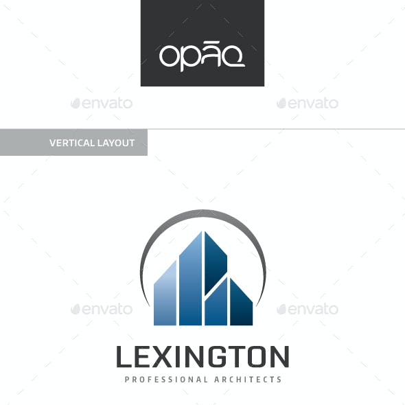 Building Architect Firm Logo