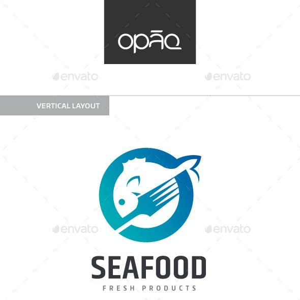 Fish Sea Food Logo