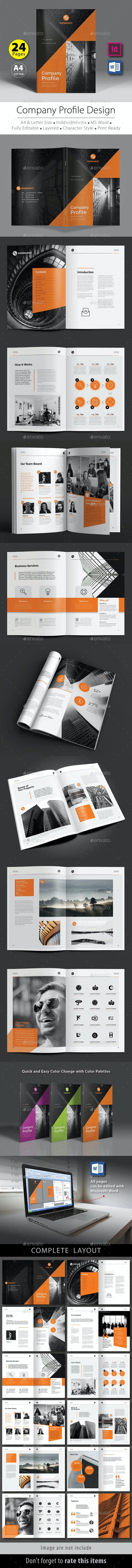 Marlakk Compro V.5 - Corporate Brochures