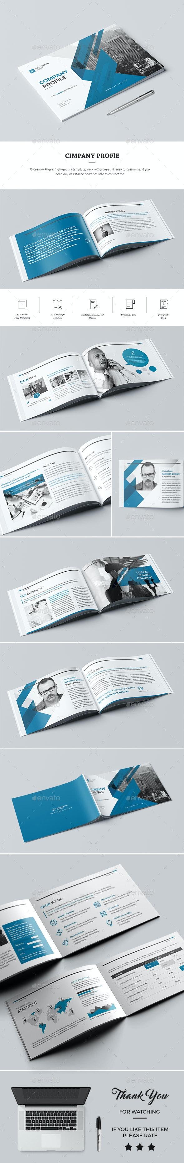 Company Profile 2017 - Corporate Brochures