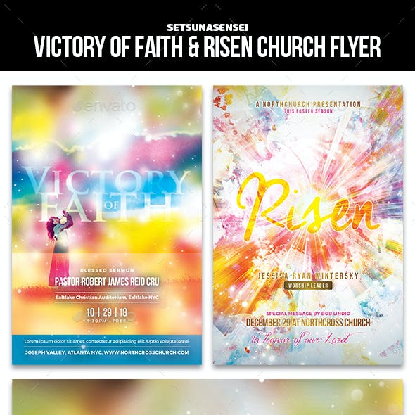 Victory of Faith & Risen Church