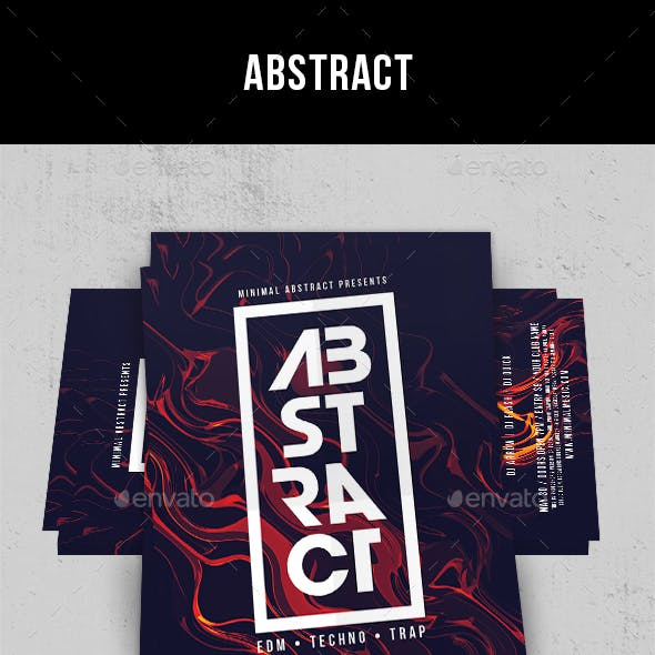 Abstract - Flyer