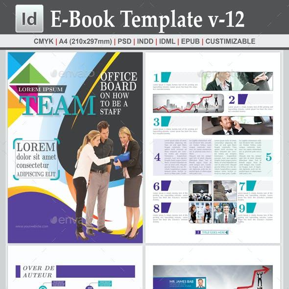 E-Book Template v-12