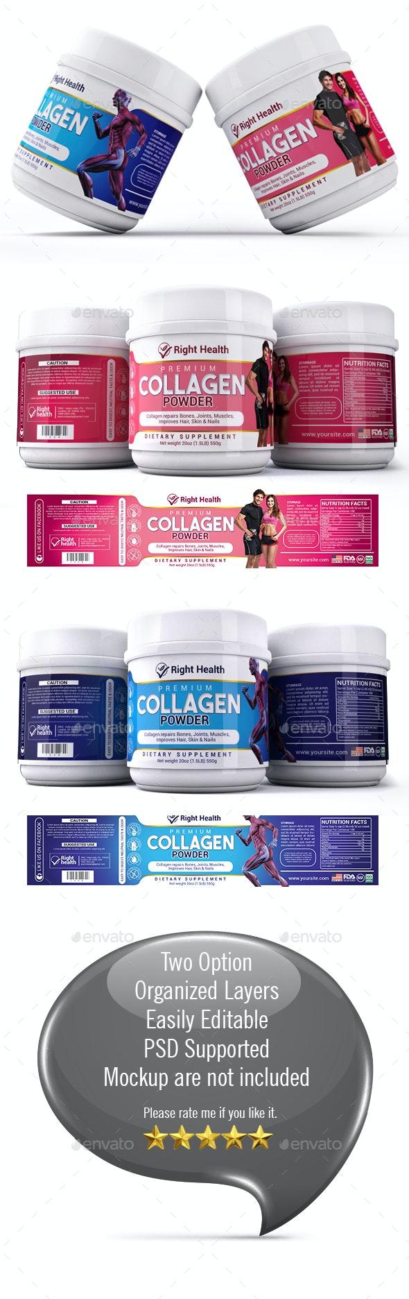 Collagen Powder Supplement