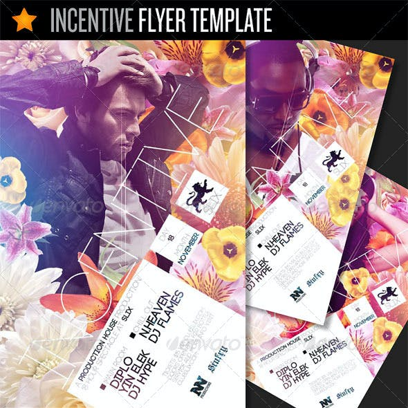 Incentive - Flyer Template