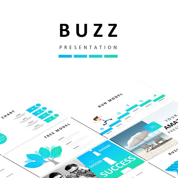 BUZZ - Multipurpose PowerPoint Template