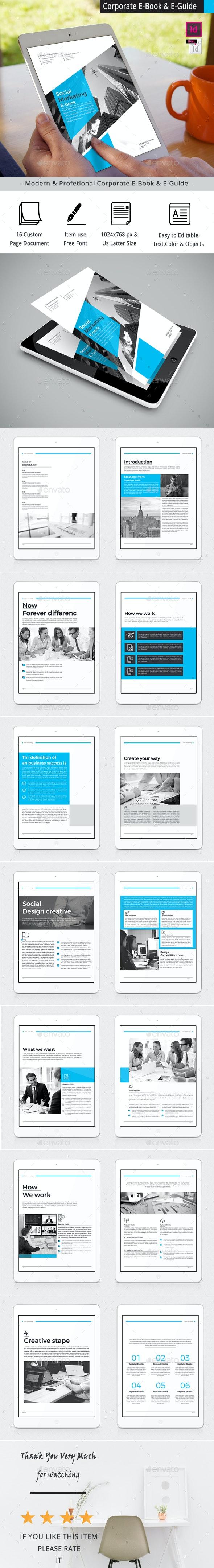 Corporate E-Book & E-Guide - Digital Books ePublishing