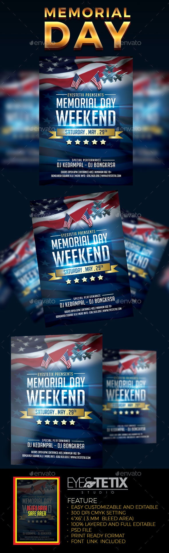 Memorial Day Weekend - Holidays Events