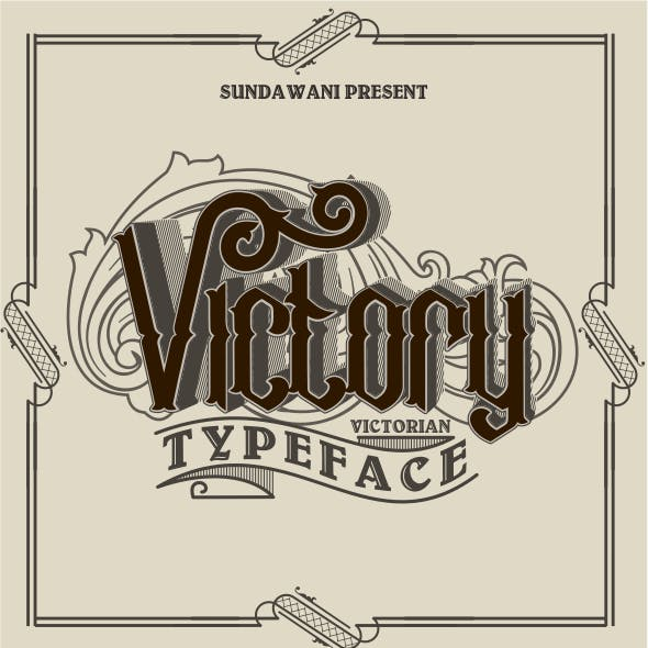 Old English Fonts from GraphicRiver