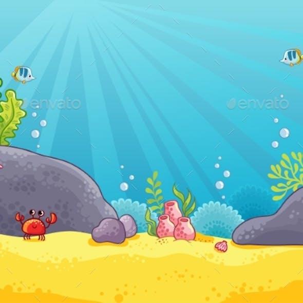 Marine Background