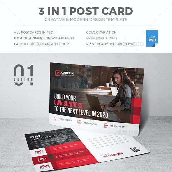 Postcard Bundle