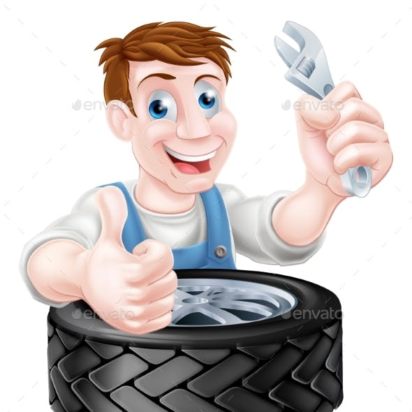 Tire Mechanic