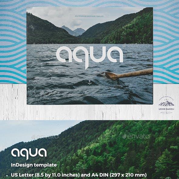 A Q U A brochure