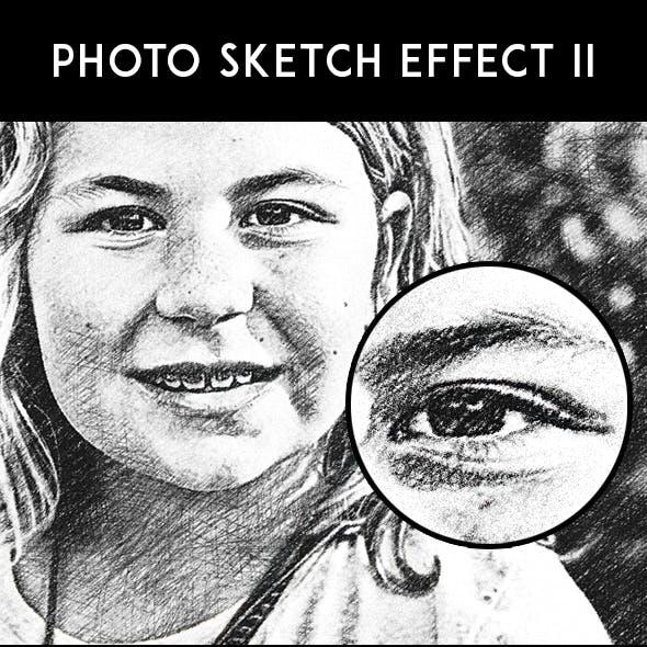 Photo Sketch Effect 2