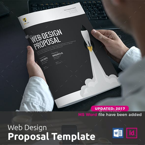 Web Design Proposal Word