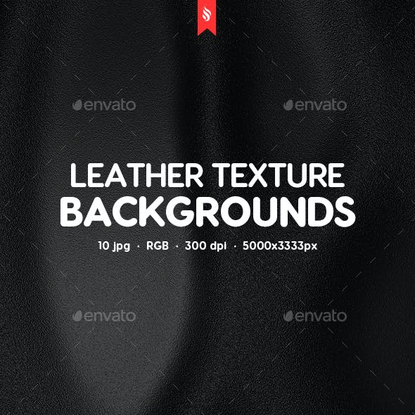 Leather Texture Backgrounds