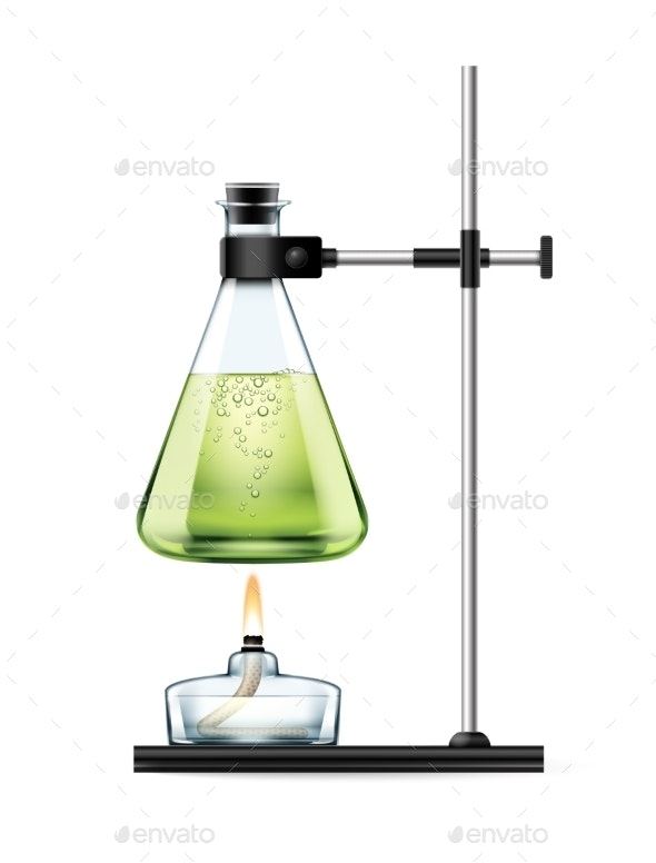 Chemical Laboratory Experiment - Technology Conceptual