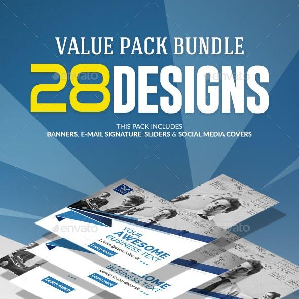 Value Pack Bundle