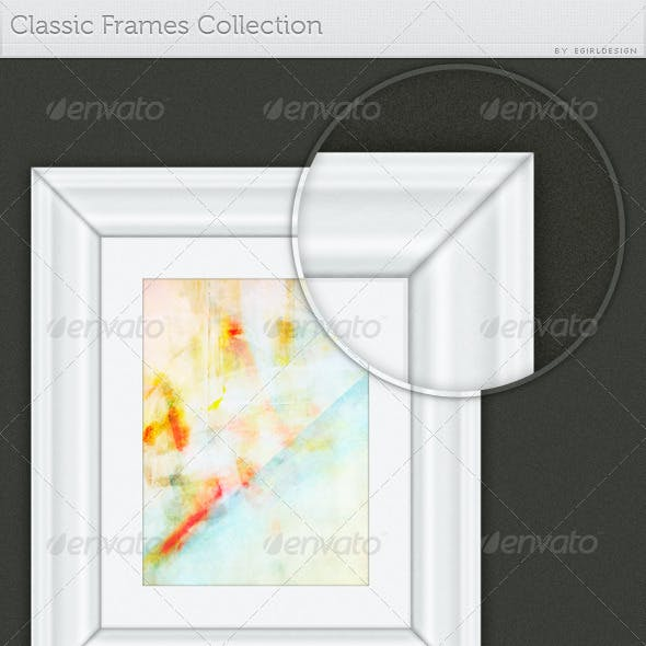 Classic Frames Collection