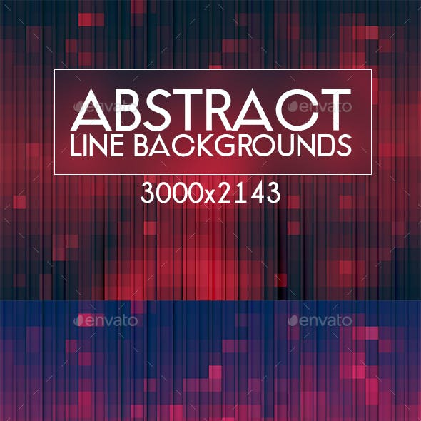 Abstract Line Background/Wallpaper