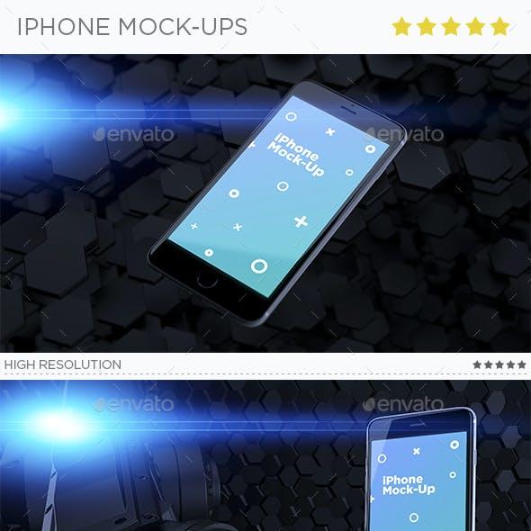 Phone Mock-Ups