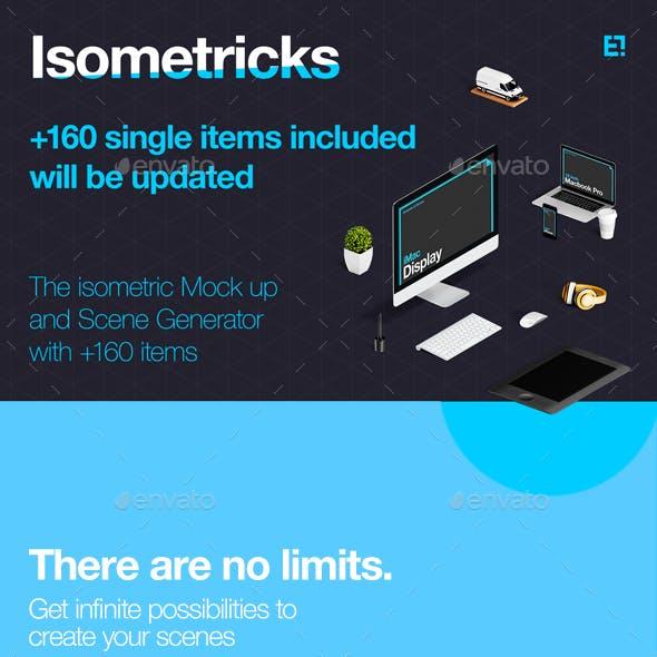 Isometric Scene Generator
