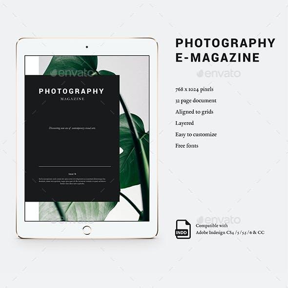 Photography E-Magazine