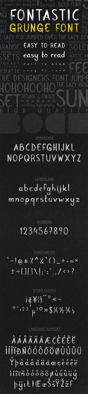 Handwritten Paint Typeface - Sans-Serif Fonts