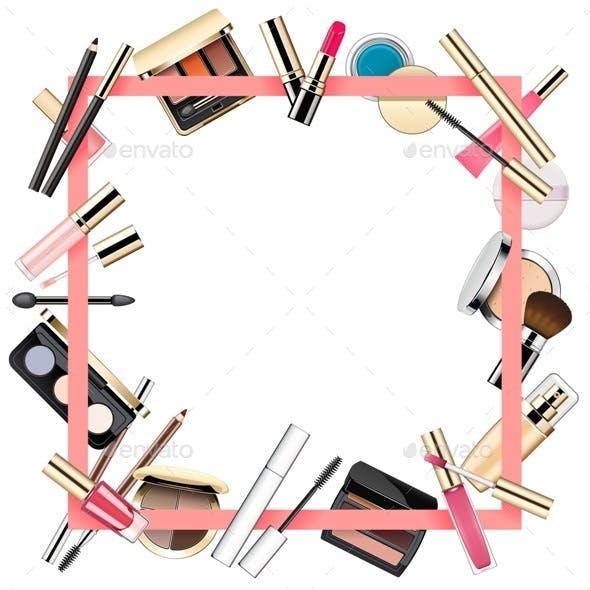 Makeup Frame
