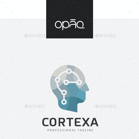 Technological Human Brain Logo