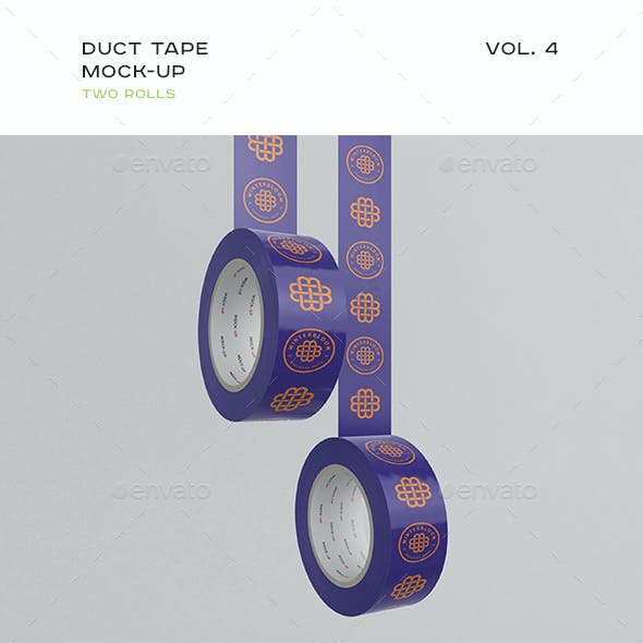 Duct Tape Mock-up vol. 4