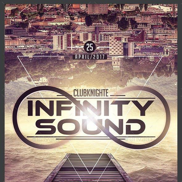 Infinity Sound Flyer