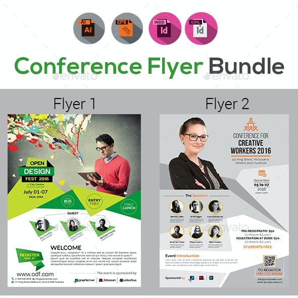 Conference Flyer Bundle V3