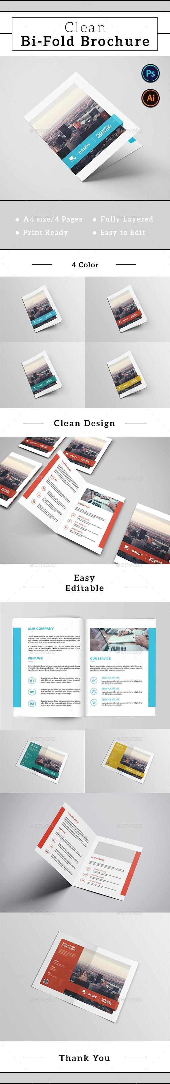 Corporate Bifold Brochure-v419 - Corporate Brochures