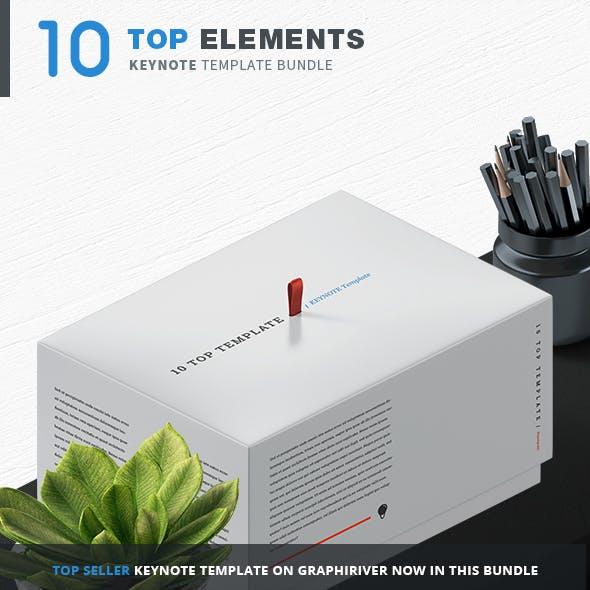 10 Top Keynote Template