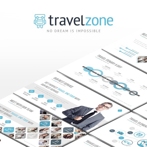 TRAVELZONE Keynote - No Dream is Impossible