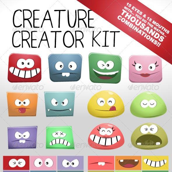 Bloppy Character Creator Kit