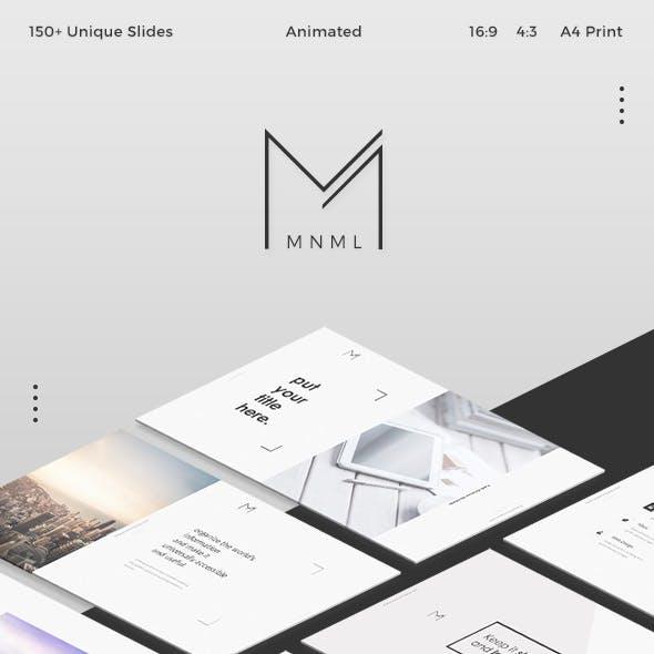 MNML Powerpoint